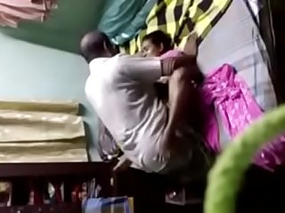 desi young girl secretly fucked by her aged uncle