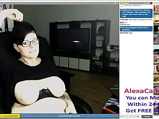 adorable babe doing cam to cam show first time part 1 (4)