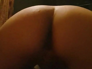 Paki girl reverse doggy on the cock