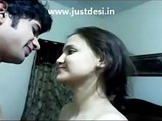 Passionate Kissing Of Indian Sonia Bhabhi