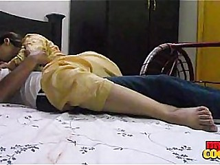 sonia in her night dress fucked hard by sunny