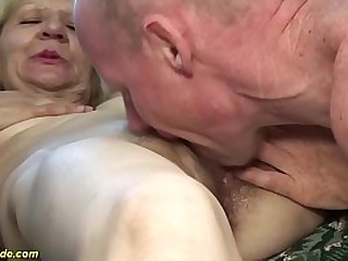 hairy bush extreme ugly skinny grandma gets rough and deep big cock banged by her toyboy
